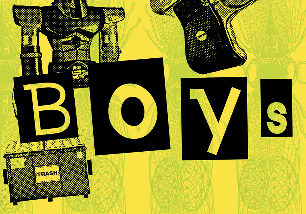 Boys by Scott Semegran