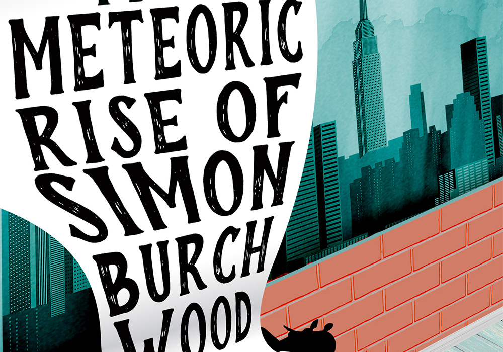 The Meteoric Rise of Simon Burchwood cover