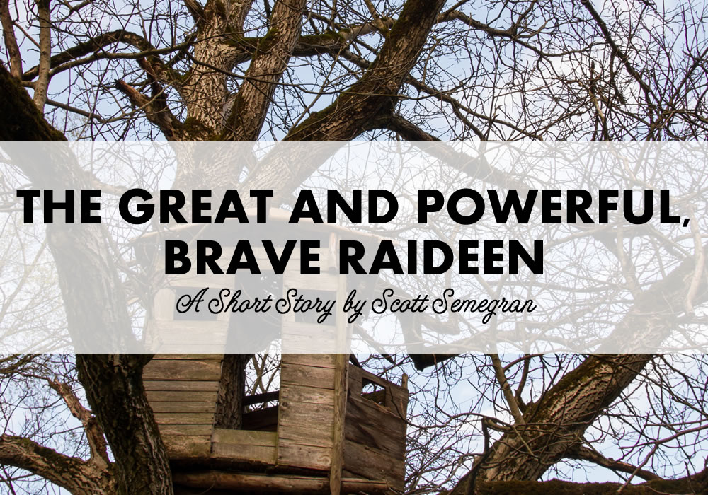 The Great and Powerful, Brave Raideen